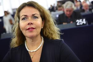 Prästen och politikern Cecilia Wikström (L) är EU-parlamentariker. Som talesman i kulturpolitiska frågor försökte hon få till en svensk kulturkanon motsvarande den i Danmark.