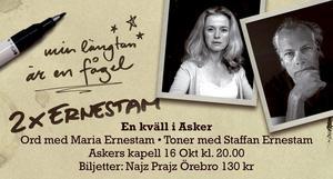 Ernestams i Östernärke.