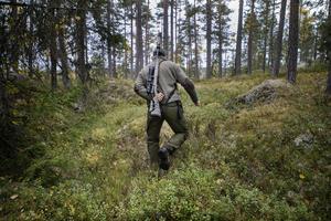 Nu på måndag går en ny våg av Dalajägare till sina pass. Foto: Anders Nordlén