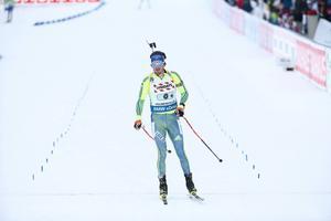 Det blev blott en 30:e plats för Fredrik Lindström när VM i Holmenkollen drog i gång individuellt.