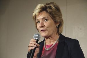 Maria Larsson, landshövding.