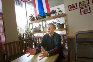 Jan-Erik Astonius tror att svenskarnas ökade intresse för thaimat hänger ihop med att många semestrar i Thailand och har lärt känna såväl kulturen som det thailändska köket.