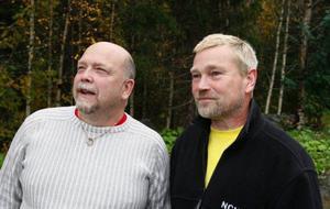 Den omutbara juryn består av Tor Norrman och Roland Norrman-Svensson, från Skärvångens bymejeri.