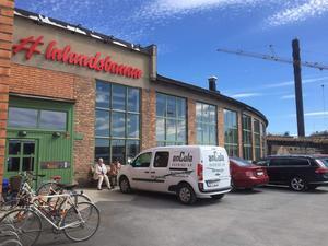 Presskonferensen hölls på Inlandsbanans högkvarter i Östersund på onsdagen.