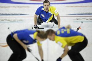 Oskar Eriksson (i fokus) tar med sig två av sina lagkamrater och går ihop med Niklas Edin i en kraftfull satsning.