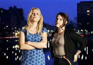 Titta i kväll! Mia och Klara uttrycker mer än man anar.