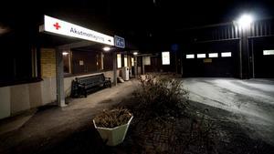 I samband med olyckan fördes Oscar till akutmottagningen vid Hudiksvalls sjukhus.