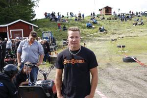 Jonas Svedberg, tävlingssamordnare för BonnBagers.