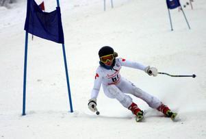 Elsa Håkansson-Fermbäck, Vemdalens Alpinatog en en seger och en andraplats i  helgens tävlingar.