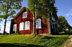Björn Gustavsson har förvandlat missionshuset i Ovanmyra till ett konserthus.– De som har varit med förut säger att man ska ge det minst tre år, jag tänker hålla på längre.