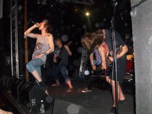 Gävlepublikens favoritband. Ink Stained Promises får spela på sommarens Getaway Rock-festival...