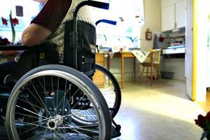 Förra året fick Gävle betala tillbaka det mesta av pengarna som skulle gå till utbildning inom äldreomsorgen. Foto: Nick Blackmon