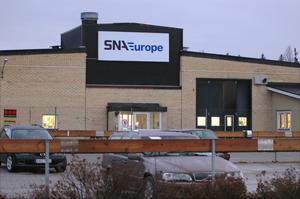 På måndagen varslades 24 personer på SNA Europe i Bollnäs.