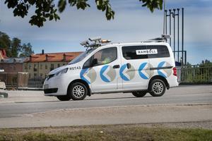 Under ett par veckors tid kommer vägnätat att granskas runt om i Söderhamns kommun.
