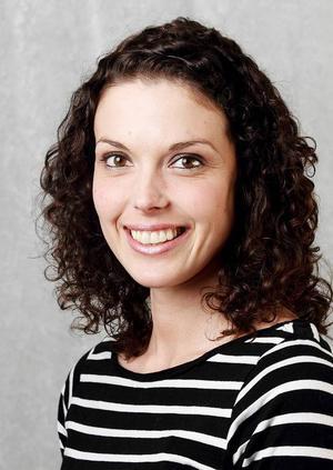 Sophia Hansson.