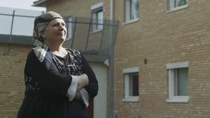 """Aina är en av huvudpersonerna i den uppmärksammade dokumentären """"Förvaret""""."""