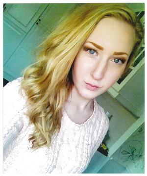 Fyller år. Julia Koivunen fyller 20 år den 20 juli.