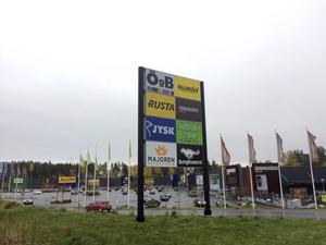 Välkommen till Faluns handelsplats.