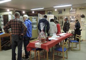 Runt 45 personer besökte Ljusne Bruksmuseum under lördagen.