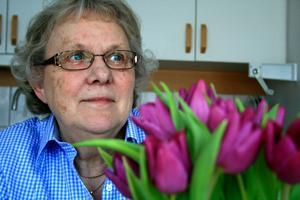 Gunilla Tollne är både sjuksköterska och själavårdare.
