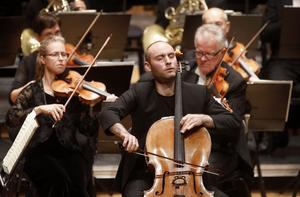 Haydns Cellokonsert C dur tolkades med behärskad inlevelse av Jakob Koranyi.
