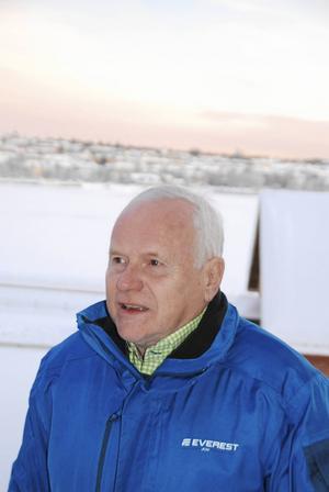 En kall januaridag berättar Olle för LT om en lång och framgångsrik karriär både som aktiv och ledare i Trångsvikens IF och nästan lika lång tid som fritidspolitiker i Krokoms kommun och försäkringssäljare hos Länets Försäkringsbolag.