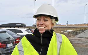 Kristina Lindström-Wilander, Trafikverkets projektledare, tror att projektet kommer att bli betydligt dyrare än man först trott.