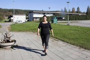 Camilla Lindgren säger att hon har legat sömnlös på grund av valresultatet i Indal.