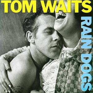 """Anders Petersens bild på omslaget av den amerikanske artisten Tom Waits album """"Rain dogs""""."""