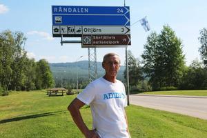 Bertil Andersson, Hedes hembygdsförening