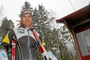 Västerfärnebosonen Stefan Ekman, som tävlar för Strömsbergs IF, slutade på 162:a plats vid Vasaloppet. Foto: Niclas Bergwall