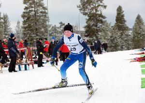 Elias Skog Hede SK vann i klassen H12-13 år.