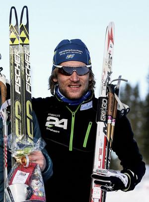 Torstein Stenersen tog slut efter onsdagens distans där han slog till med en sjungande sjätteplats. På stafetten orkade han inte.