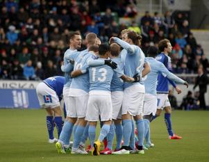 Det tog sex minuter sedan hade Jo Inge Berget gjort 1–0 för MFF i premiären 2015.