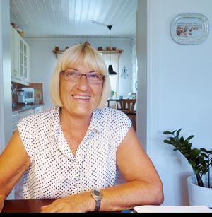 Birgitta Andersson är ledamot i Gävles Demensförening och kämpar för de äldre.