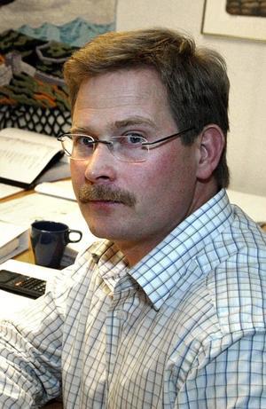 Peter Mårstedt, vd för ingenjörsföretaget Sund Birsta, säger att den nedgång stålbranschen drabbats av var helt otänkbar för bara tre månader sedan.