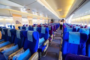 Stolarna har blivit kraftigare i moderna flygplan - vilket reducerar risken för dödliga olyckor.