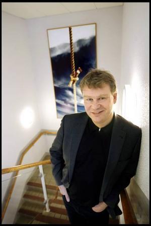 Kärleken till idrotten finns kvar hos Peter Löwenborg och alldeles särskilt klappar hjärtat för Gefle IF.