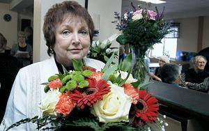 Birgit Ahlström äger lokalen, som SPF hyr. Det var vid ett medlemsmöte hon berättade att hon hade en ledig lokal som skulle kunna passa som föreningens egen.