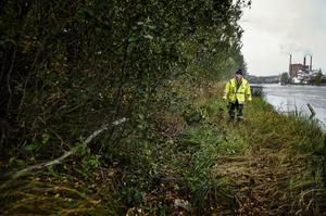 I går fortsatte sökandet efter 79-årige Sven-Axel Mattsson i en skallgång bestående av 15-20 personer. Men insatsen gav ingenting.