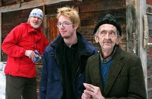 I januari 2006 hölls skivsläpp i Luddes koja.På skivan, utgiven av Skogskojan Records som det står på fodralet, läser