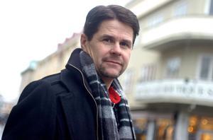 Eckhard Eriksson, ny platschef på SNA Europe i Bollnäs.