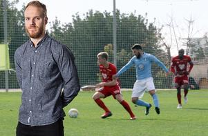 Ludvig Fritzson och ÖFK var steget före MFF i lördagens match. Något som kan vara viktigt för ÖFK att bära med sig inför tävlingsmatcherna, tror Sportens krönikör Andreas Olsen.