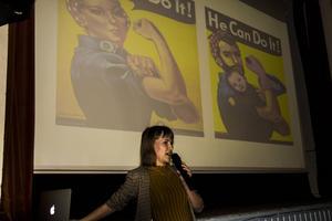 Kvinnokampen är långt ifrån över, menar debattören och skribenten Kristina Wicksell.