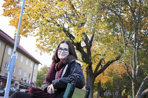 Ung ordförande.  Geraldine Blommé Glassing är Skinnskattebergs kyrkliga syförenings nya ordförande. Hon har varit medlem sedan hon var tio år gammal.