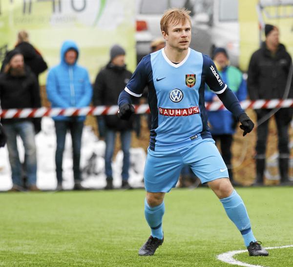 Christopher Brandeborn tog sitt Brommapojkarna till Allsvenskan.