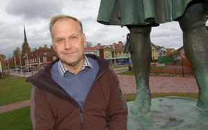 Jonas Sjöstedt fick nya uppslag till några idéer efter ett besök på Vasaloppets Hus.