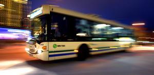 Låt nästa olycka med en buss inblandad vara just en olycka och inte något som kunnat undvikas om alla från arbetsgivare till beslutsfattare och medborgare tagit sitt ansvar! skriver Patrik Vedin, NTF Västernorrlands yrkesförarråd. Bilden är en genrebild.