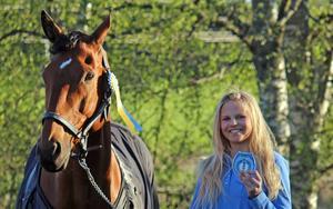 Emma Malmberg/Leau De Heden vann i Botkyrka.