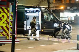 En person har gripits efter bombfyndet i Oslo.